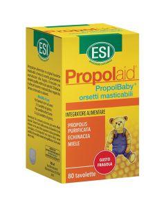 Propolaid Propolbaby 80 Orsetti Masticabili