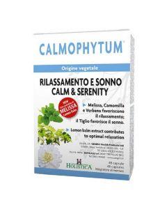 Calmophytum Holistica 48 Capsule