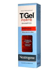 Neutrogena T/Gel Shampoo Terapeutico Antiforfora Forte 130ml