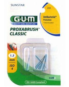 Gum Proxabrush Protezione Antibatterica Scovo 8 Pezzi