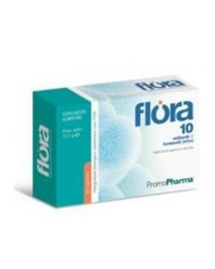 Flora 10 30 Capsule 12 G