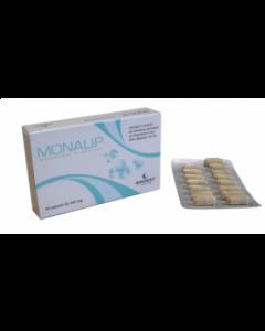 Monalip 30 Capsule 340 Mg