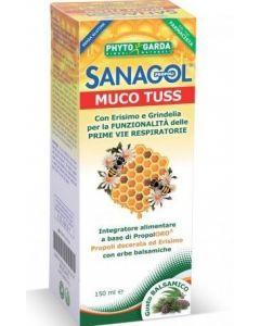 Phyto Garda Sanagol Muco Tuss Integratore Alimentare 150ml