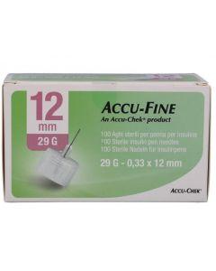 Accu-fine Ago G29 12mm 100pz