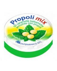 Montefarmaco Otc Propoli Mix Caramelle Balsamiche Integratore Alimentare 30 Caramelle