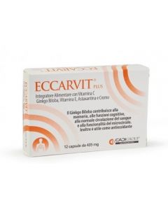 Eccarvit Plus 12 Capsule