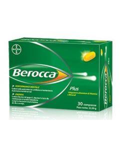 Berocca Plus Integratore Alimentare 30 compresse