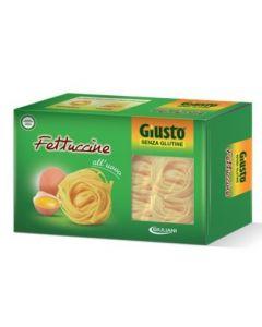 Giusto Fettuccine All'uovo Pasta Senza Glutine 250g