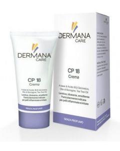 Dermana Care Cp18 Crema Emolliente 50ml