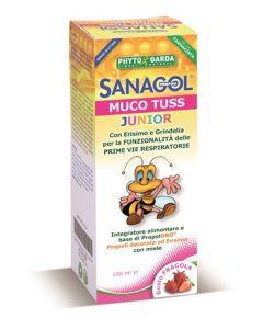 Sanagol Muco Tuss J 150ml