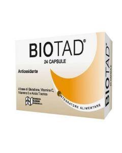 Biotad 24 Capsule Integratore Antiossidante