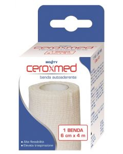 BENDA ELASTICA CEROXMED 6X400CM