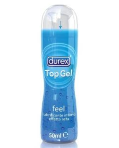 Durex Top Gel Feel Lubrificante Intimo Effetto Seta 50ml