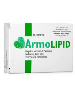 ARMOLIPID 30 compresse integratore alimentare