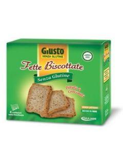 Giusto Fette Biscottate Senza Glutine 250g