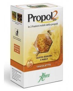 Aboca Propol2 Adulti 30 Tavolette Da 1,5 g