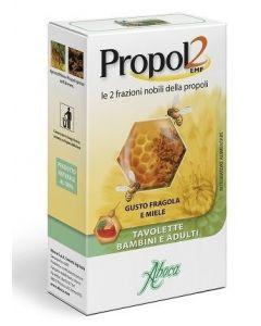 PROPOL2 EMF FRAGOLA MIELE 45 TAVOLETTE