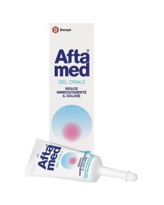 Aftamed Gel Orale 15ml rimedio contro dolore afte