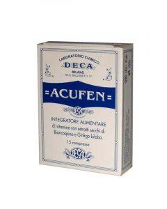 Acufen Integratore Alimentare 14 Compresse