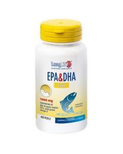 Longlife Epa & Dha Gold Integratore Alimentare 60 Perle