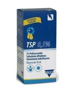 Soluzione Oftalmica Tsp 0,5% Ts Polisaccaride Flacone 10 Ml