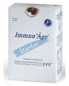 Immun'Âge® Starter Integratore Alimentare 10 Buste Da 4.5g