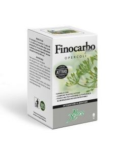 Finocarbo Plus 50 Opercoli Da 500 mg