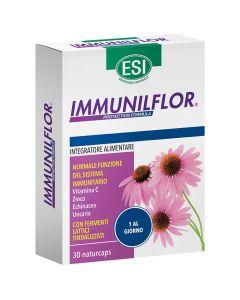 IMMUNILFLOR 30 CAPSULE integratore per le difese immunitarie
