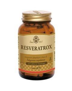 Solgar Resveratrox 60 Capsule Vegetali