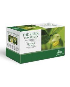 Aboca Thè Verde Con Menta Tisana 20 Bustine Da 1.8g
