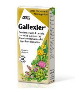 Salus Gallexier Tavolette In Compresse Per Digestioni Difficili 84 Tavolette