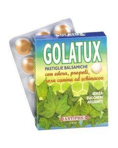 Golatux Senza Zucchero 24 Compresse