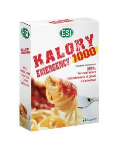 Esi Kalory Emergency 1000 24 Ovalette Aiuta l'organismo a perdere peso