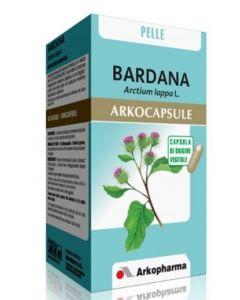 Arkpharma Bardana Arkocapsule Integratore Alimentare 45 Capsule
