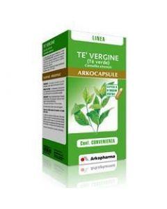 Arkopharma Te Vergine Arkocapsule Integratore Alimentare 45 Capsule