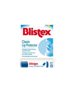 Blistex Classic Lip Protector Spf 10 Stick 4,25g balsamo labbra