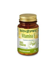 Body Spring Vitamina E 50 Capsule
