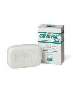 Gineval Ph 5,5 Sapone 100g Detersione Intima
