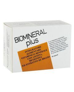 Biomineral Plus Integratore Alimentare 60 Capsule