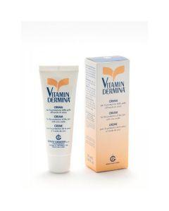 Vitamindermina Crema All'ossido Di Zinco 50ml
