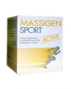 Massigen Sport Active Crema per riscaldamento 100 ml