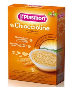 Plasmon Pastina Chioccioline 340g