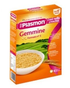 Plasmon Pastina Gemmine 340g