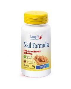 Longlife Nail Formula Integratore Alimentare 60 Tavolette