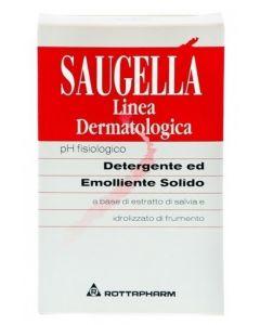 Saugella 5 Solido Ph Fisiologico 100 G Detergente Ed Emolliente