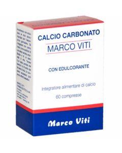 Calcio Carbonato Viti 60 compresse