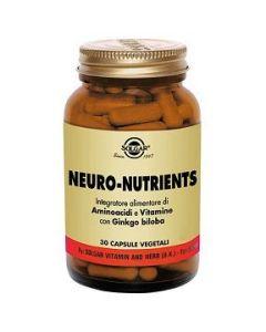 Neuro-nutrients 30 Capsule Vegetali