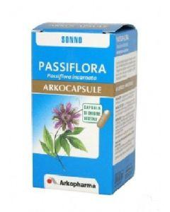 Arkopharma Passiflora Arkocapsule Integratore Alimentare 45 Capsule