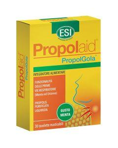 PROPOLAID PROPOLGOLA MENTA 30 TAVOLETTE