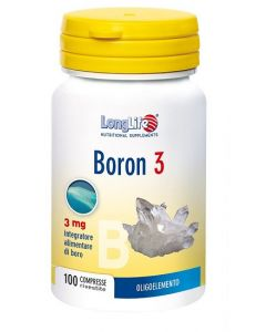 Longlife Boron 100 Compresse